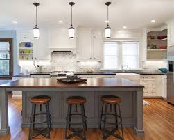 attractive island pendant lighting impressive kitchen with large island pendants