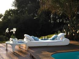 Innovative materials for outdoor furniture