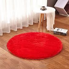 tmjj gy living room bedroom round carpets computer chair floor mat yoga mat home decorative area