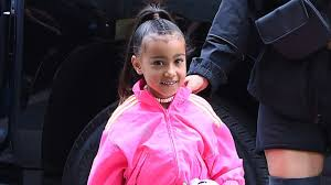 north west does kim kardashian s makeup on social a