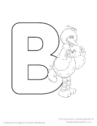 Ses Street Coloring Pages Street Coloring Page Free Pages Sesame