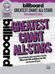 Billboard Greatest Chart All Stars Instrumental Solos