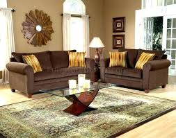 black couch living room accessories accent wall with brown furniture blue and leather rug sofa