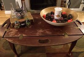 Butler Tray Coffee Table Vintage Rustic Butlers Tray Coffee Table Fashion1psychology
