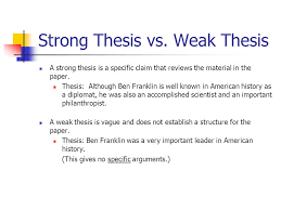 research paper fitting your research to your thesis ppt strong thesis vs