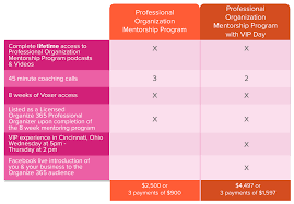 professional organization mentoring program sign up organize  mentorship levels 2