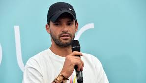 First round • court 15. I M Not Entirely Sure My Body Is Going To Hold Up Says Grigor Dimitrov About Us Open Participation Tennis365 Com