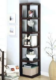 Corner Storage Unit For Living Room
