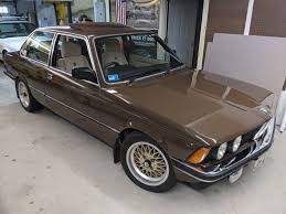 1980 Bmw 320 6 German Cars For Sale Blog
