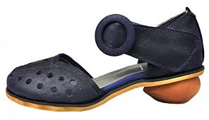 Leather Slipper Gracosy Womens Leather Oxford Slipper