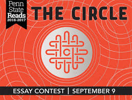 penn state reads launches essay contest for common book  penn state reads launches essay contest for 2016 17 common book the circle penn state university