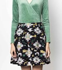 Aztec Design Skirt Aztec Skirt Fitzroy Design And Illustration Shop