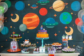 Small Picture Karas Party Ideas Home Inspired Alien Birthday Party