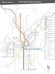 Austin 2000 Light Rail Capital Metros New Transit Plan Go Big Or Go Home Or Too