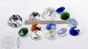 octagon beads crystal beaded curtain