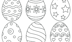 Free Printable Coloring Pages Easter Basket Egg Sheets Downloa Page