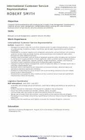 Sample Resume For Customer Service With No Experience Best of Customer Service Representative Resume Sample Doc Customer Service