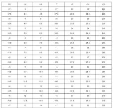 Balenciaga Sneakers Women S Size Chart Balenciaga Runners Shoe Size Chart Best Picture Of Chart