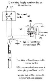 2wire_direct_connect 2 wire submersible well pump wiring diagram wiring diagram and on 2 wire submersible well pump wiring diagram