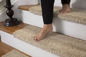 carpet stair treads menards for dogs tread rugs stairs and rug wrap around trans ocean set of where can i washable area runner step plush grippers red