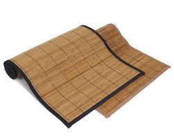 bamboo floor mat large and bamboo floor mats target