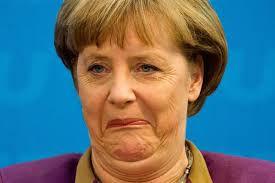 Angela Merkel. is a cunt. is a cunt
