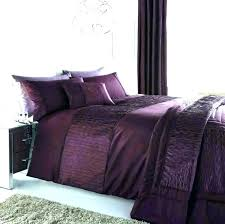 comforter queen purple dark sets exquisite deep bed linen