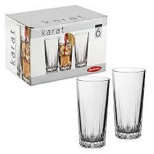 Karat <b>Набор стаканов 340</b> мл 6 шт/8 купить в Махачкале | Цена ...