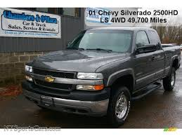 All Chevy chevy 2001 : Silverado » 2001 Chevy Silverado 2500 Hd - Old Chevy Photos ...
