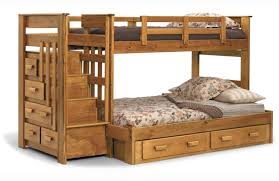 Twin over Full Bunk Beds Ideas \u2014 Modern Storage Twin Bed Design