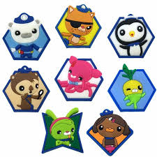 1pcs Trolls Octonauts Game Of Thrones Pvc Anime Brooch Pins Badge Cartoon Icon Button Badges Kid Gift Backpack Clothes Hat Decor