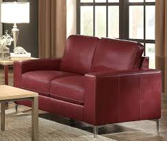 red and black sofa set glider red and black leather sofa set red leather sleeper tufted