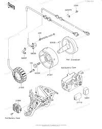Extraordinary kawasaki atv parts diagram pictures best image