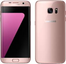 verizon samsung smartphones. samsung galaxy s7 edge sm-g935v android smartphone - verizon pink gold smartphones