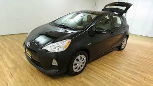 2014 Toyota Prius c One HYBRID @CARVISION.COM - YouTube