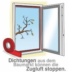 Fenster Dichtung