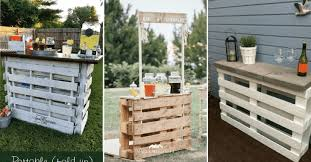 10 pallet bar ideas you will surely
