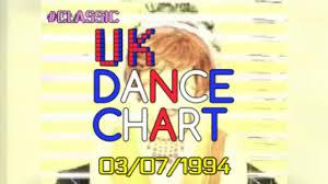 Uk Dance Chart Top 40 03 07 1994 Classic