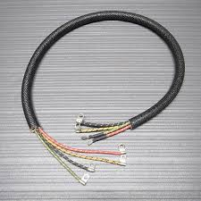 harley 1958 1964 panhead wiring harness kit usa made fl flh duo harley 1958 1964 panhead wiring harness kit usa made fl flh duo glide 2