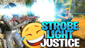 Black Ops 4 Strobe Light Sg12 Strobe Light Operator Mod Justice In Black Ops 4