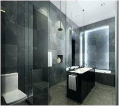 bathroom gray subway tile. Dark Gray Subway Tile Grey Bathroom Flooring A Lovely .