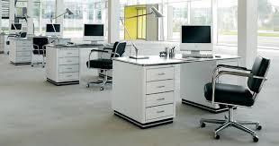 white office design. Cosy Modern White Office Desk On Create Home Interior Design