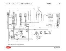 similiar 2004 peterbilt wiring schematics for a 335 keywords peterbilt 379 family hvac wiring diagrams out pcc 04 2004