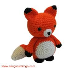 Crochet Fox Pattern Best Adorable Mister Fox Amigurumi To Go