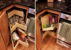 Kitchen Shelves | ShelfGenie of Omaha, Lincoln & Des Moines