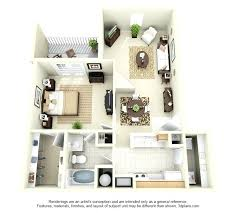 small 1 bedroom apartment decorating ide. 1 Bedroom Apartment Plan One Floor Small Decorating Ideas . Ide