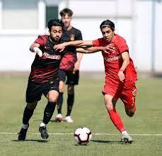 U19 Gelişim Ligleri'nde ilk haftanın ardından - Spor Toto Gelişim Ligleri  Haber Detay Sayfası TFF