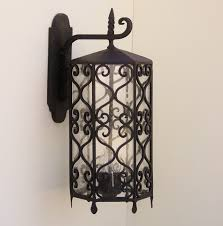 spanish revival outdoor lighting fixturer wrought iron wrought iron outdoor lighting fixtures print coloring pages