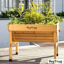 vegtrug patio garden with covers small planter greenhouse frame cover vegtrug patio garden with covers