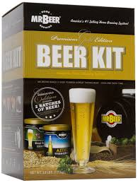 gifts for home brewing beer. mr. beer premium gold edition home brewing craft making kit gifts for think booze